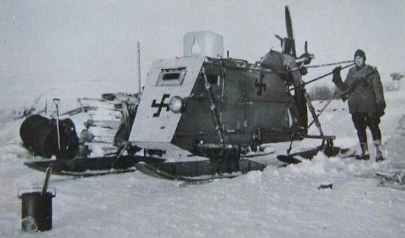 Трофейный НКЛ-26
