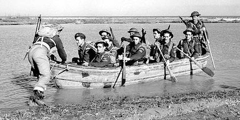 Брезентовые складные лодкиGoatley