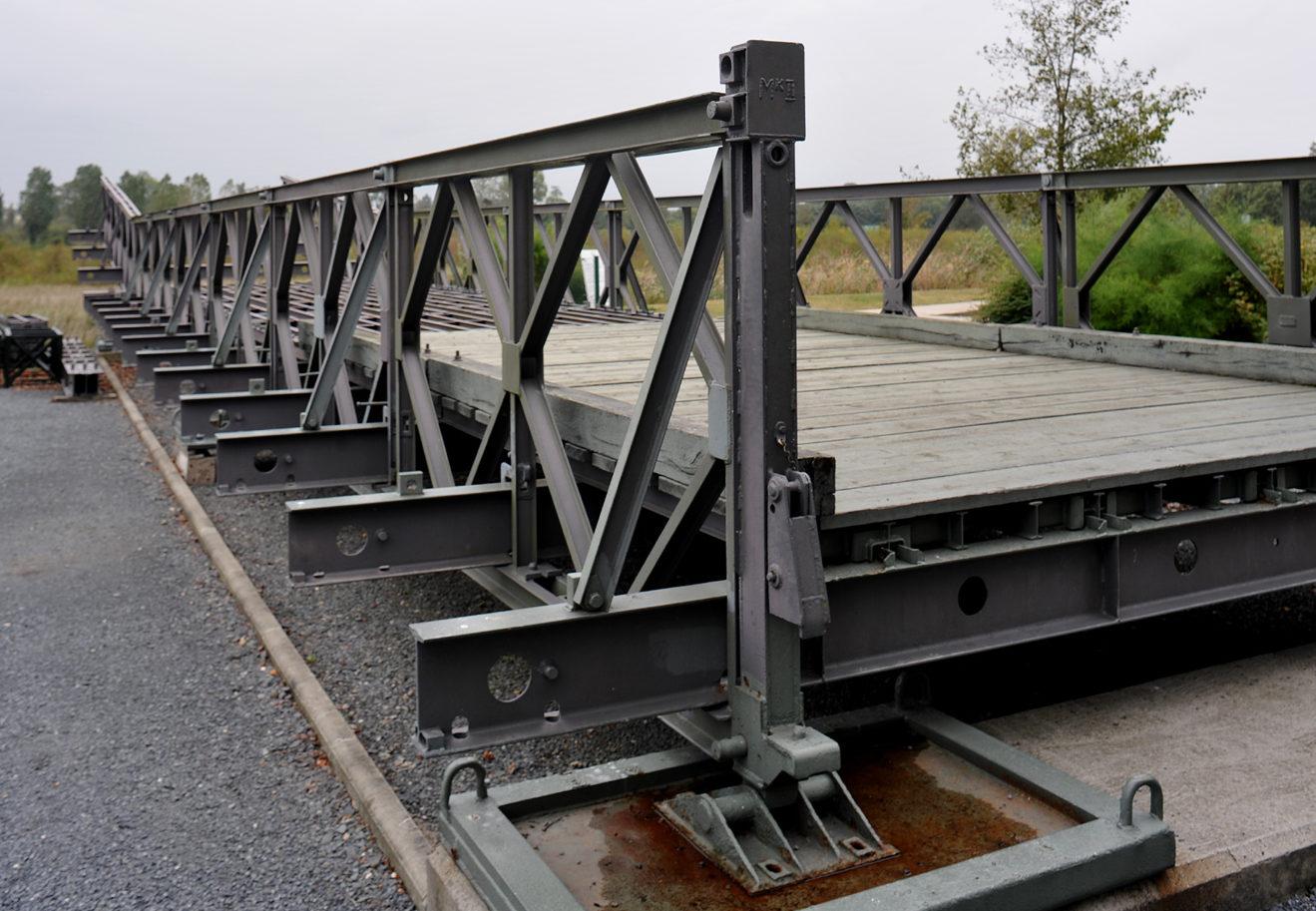 Элемент моста Bailey