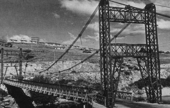 Подвесной мост Bailey