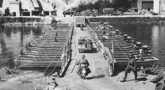 16-тонный мост Brueckengeret B