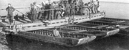 16-тонный паром