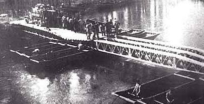 Мост Brueckengeraet К
