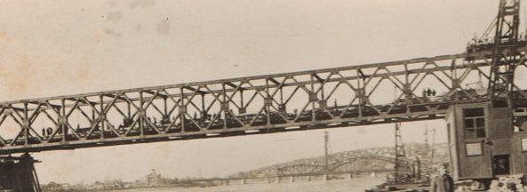 Ферма моста Brueckengeraet H