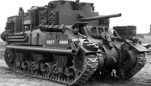 БРЭМ Ram ARV Mk-II