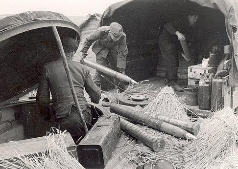 Подвозчик боеприпасов Munitionpanzer III