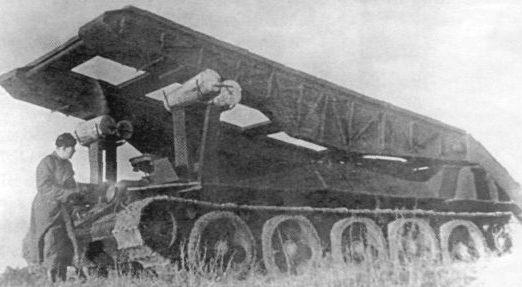 Мостоукладчик ТМ-34