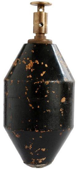 Граната Blind tåregasbombe M-37