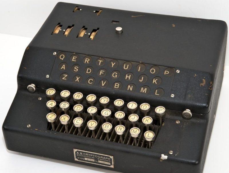 Шифровальная машина В-21