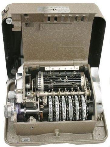 Шифровальная машина С-36
