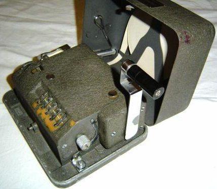 Шифровальная машина С-362-А