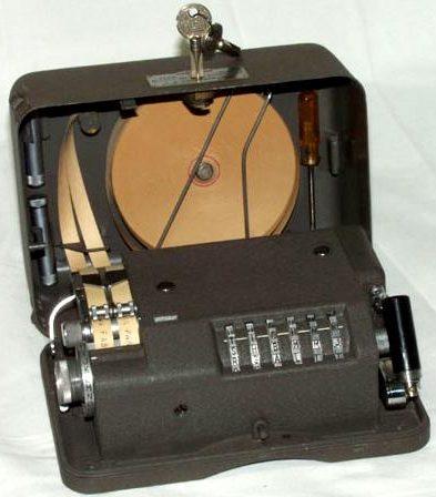 Шифровальная машина С-446