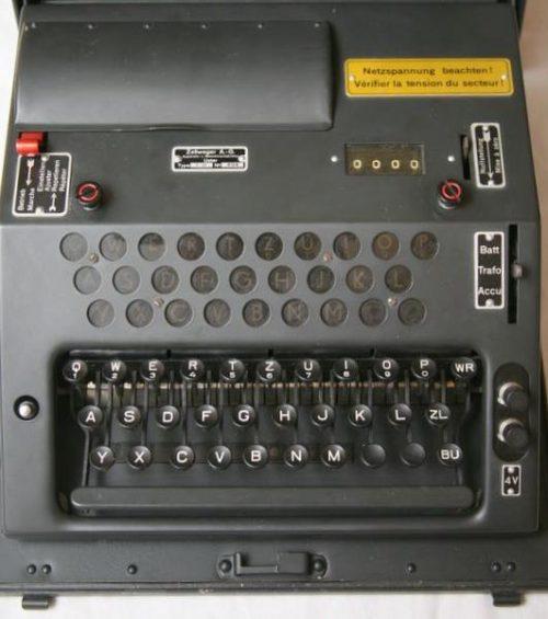 Шифровальная машина NEMA
