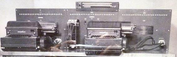 Американский аналог шифровальной машины Туре-97 (PURPLE)