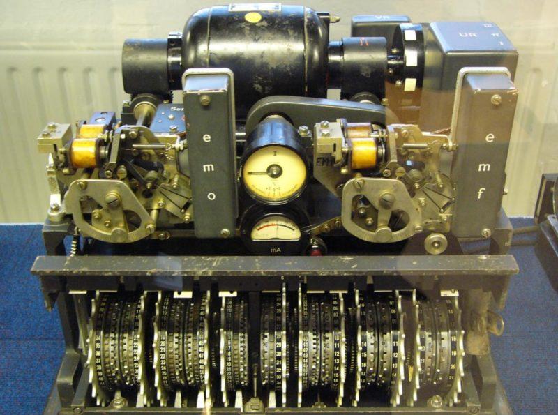 Шифровальная машина Lorenz SZ-42