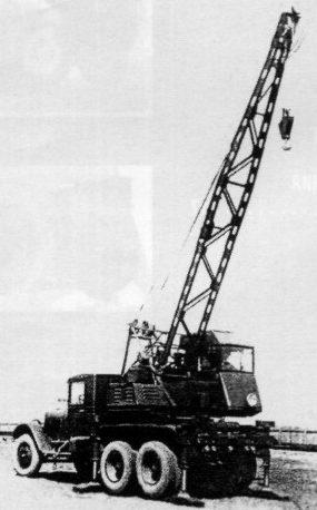 Автокран АК-3