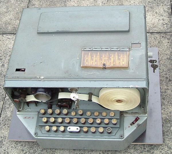 Шифровальная машина OMI NISTRI