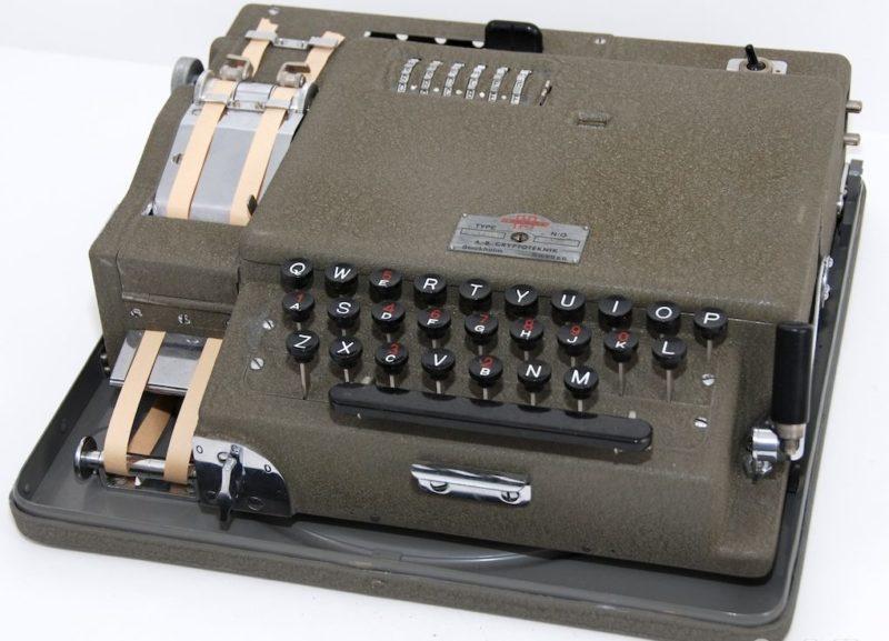 Шифровальная машина ВС-38
