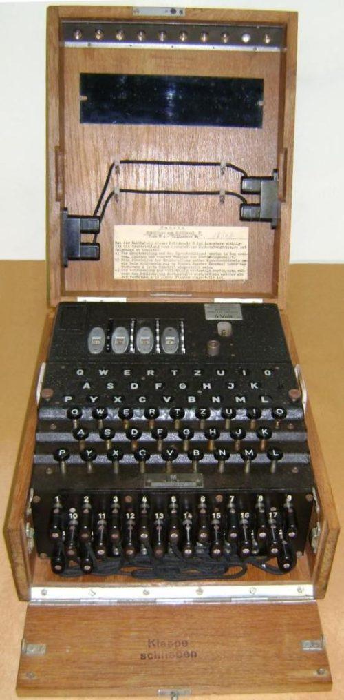 Шифровальная машина Enigma М-4