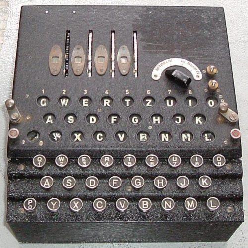 Шифровальная машина Enigma Т