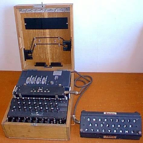 «Enigma» с удаленным пультом дешифратора
