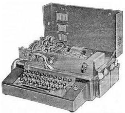 Шифровальная машина М-101 Изумруд