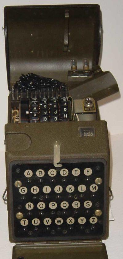 Шифровальная машина M-325 (SIGFOY)