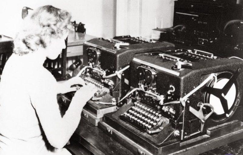 Шифровальная машина Sigaba