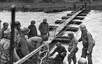 Наплавной пешеходный пехотный мост M-1938