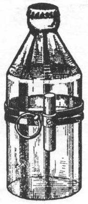 Рисунок «Стеклянная граната» Frangible Grenade М-1