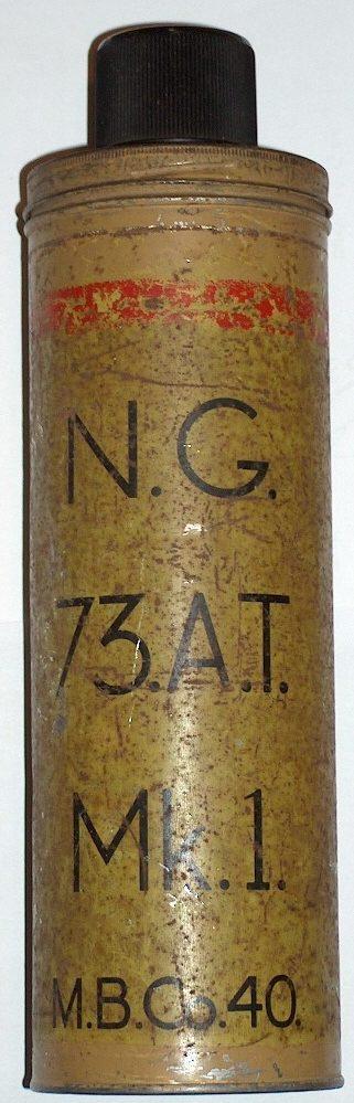 Противотанковая граната №73 (Thermos).