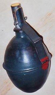 Ручная граната Bola de Cama
