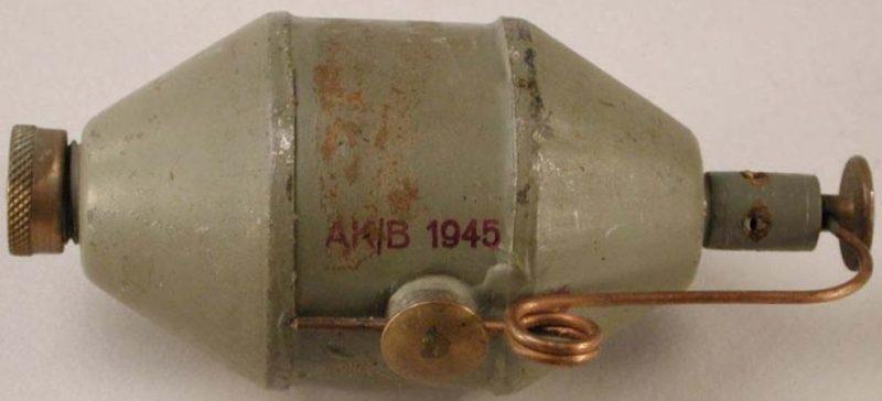 Ручная граната Hаndbombe М-23