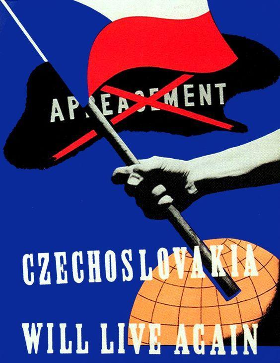 Плакаты Чехословакии