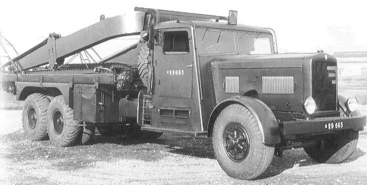 РЭМ Berliet GPE-2