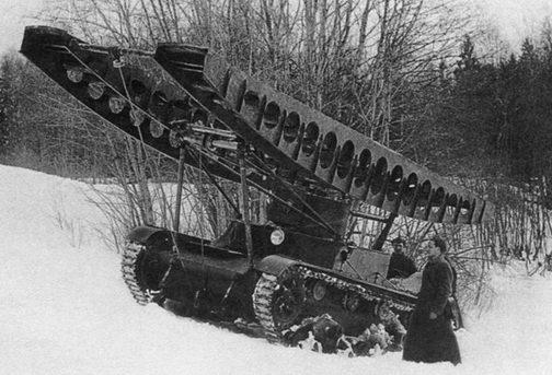 Саперный танк СТ-26