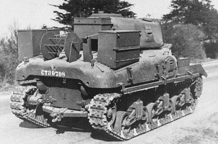 БРЭМ Ram ARV Mk-I