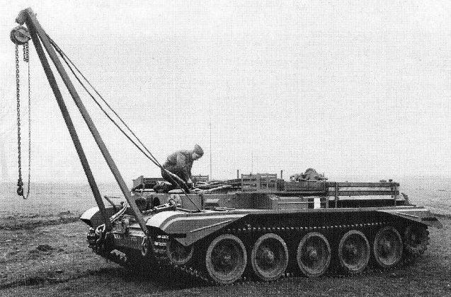 БРЭМ ARV Mk-I Cromwell