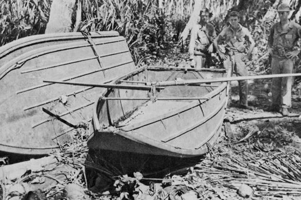 Десантные разборные лодки