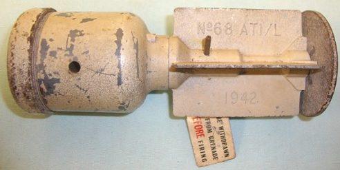 Ружейная граната №68 АТ Mk-1
