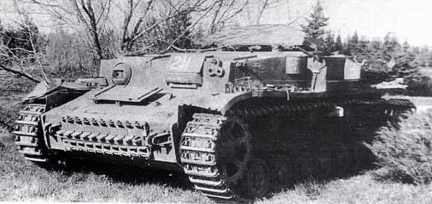 БРЭМ Bergepanzer IV
