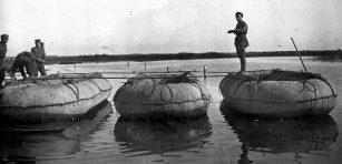 Надувная лодка А-3