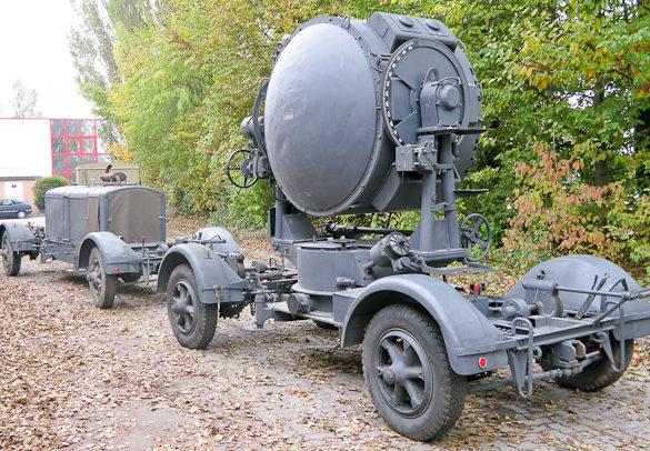 Зенитный прожектор 150-cm FlaK-SW 34