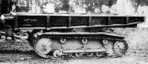 Мостоукладчик Brückenleger II Ausf. B.