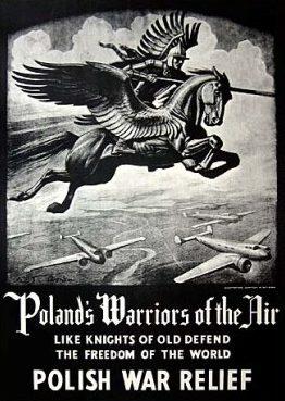 Пропагандистские плакаты Польши.