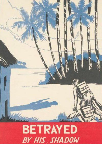 Пропагандистские плакаты Цейлона.