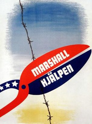 Пропагандистские плакаты Швеции.
