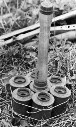 Ручная граната М-24 (Stielhandgranaten 24)