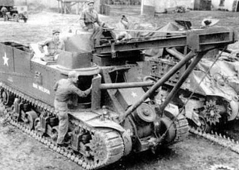БРЭМ M-31 ARV