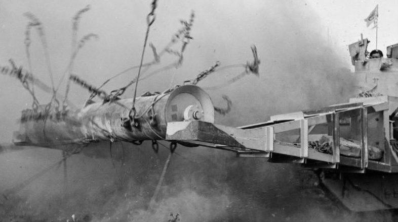 Минный цепной трал Matilda Scorpion